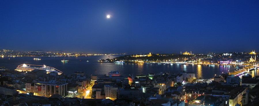 اسطنبول وأجمل حكاية رحلة عائلية