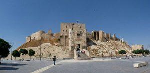 قلعة غازي عنتاب : قلعة المحاربين القدامي