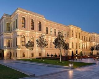 فندق فورسيزون البوسفور القصر العثماني العريق