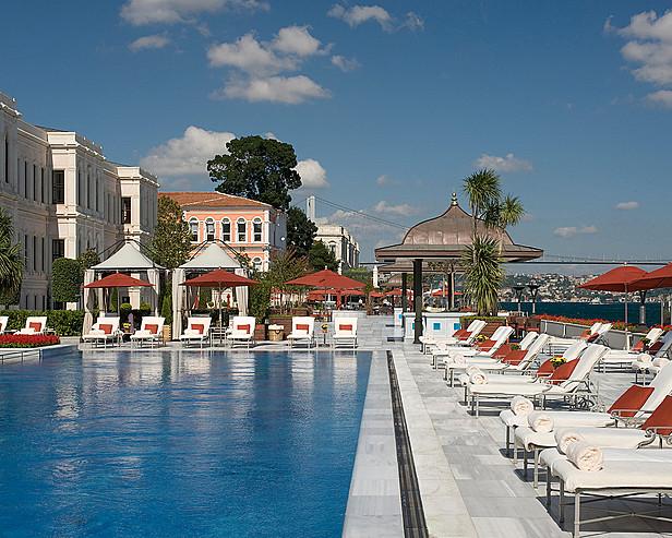 Details - Four Seasons Hotel, Bosphorus
