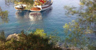 تقرير رحلتي الي  اوزنجول التركية