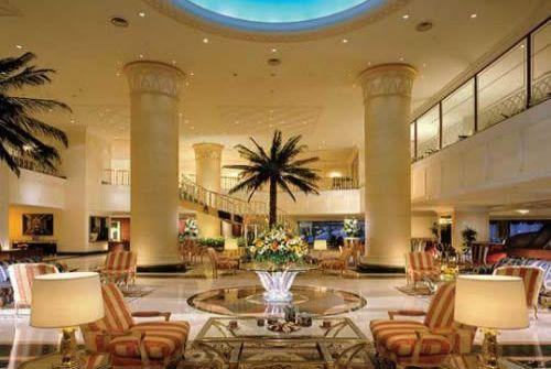 Ceylan Intercontinental Hotel in Istanbul, Turkey
