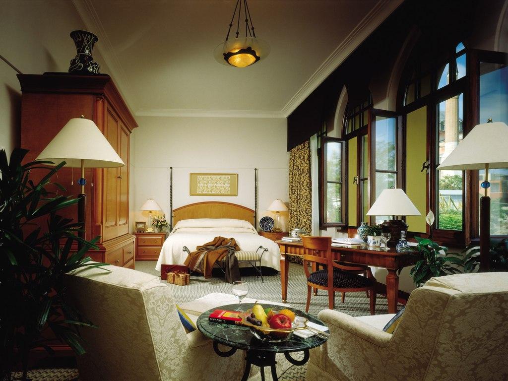 Four Seasons Istanbul at Sultanahmet: Turkey Hotels : Condé Nast ...
