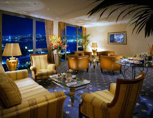 Airport Transfer for the Ceylan InterContinental Istanbul