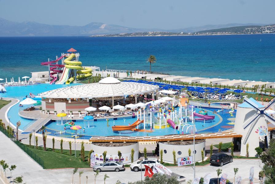 Aquapark Foodcourt, Izmir (TR) - Rubner Holzbau - The ideal ...