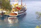 ساحل التركواز تركيا المجولة الريفيرا التركية
